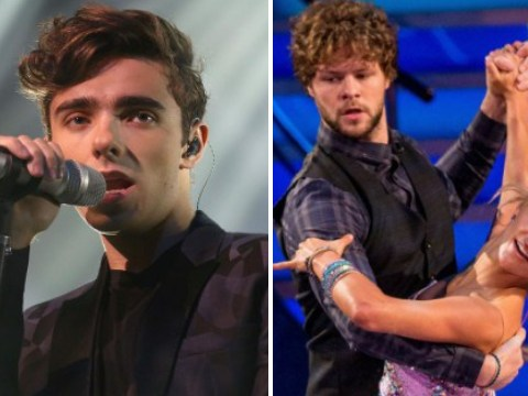 The Wanted's Nathan Sykes cried while watching Jay McGuiness on Strictly