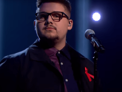 Watch: Che Chesterman forgets the lyrics to Adele's song Hello on The X Factor
