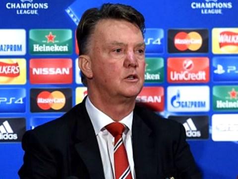 Louis van Gaal coy on Arjen Robben to Manchester United transfer