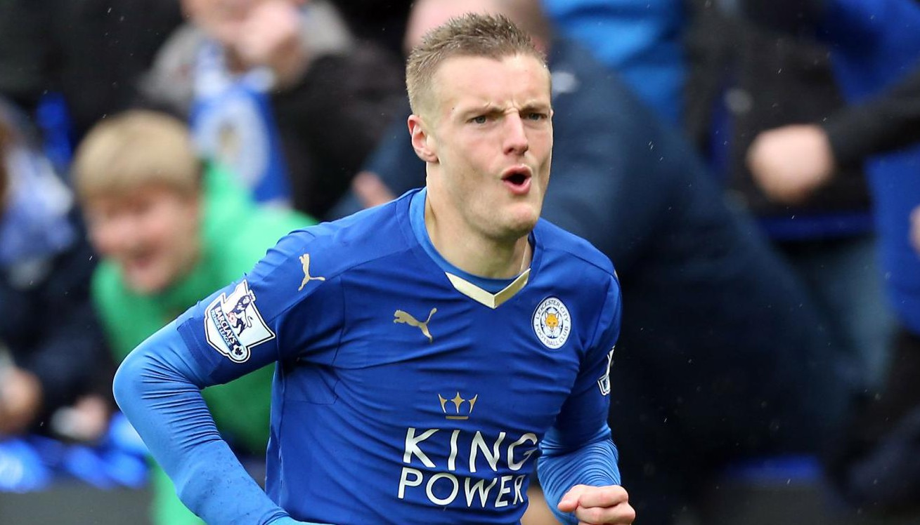 Manchester United line up £15m Jamie Vardy transfer – report