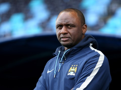 Man City confirm Patrick Vieira as head coach of New York City FC