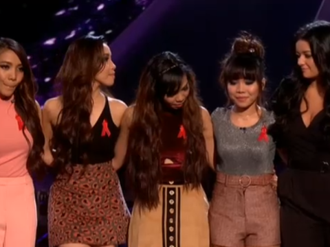 The X Factor: Sunday night surprise as 4th Impact leave the show