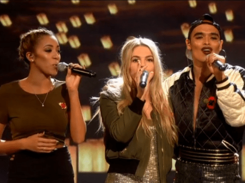 X Factor 2015: Viewers reacted badly to the choice of song for Remembrance Sunday