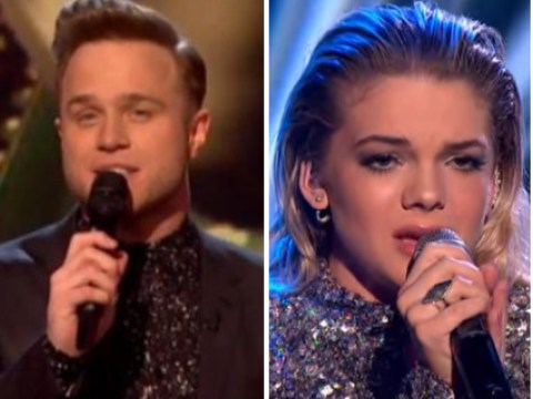 Have The X Factor's Olly and Lauren caught Louisa Johnson's mystery illness?