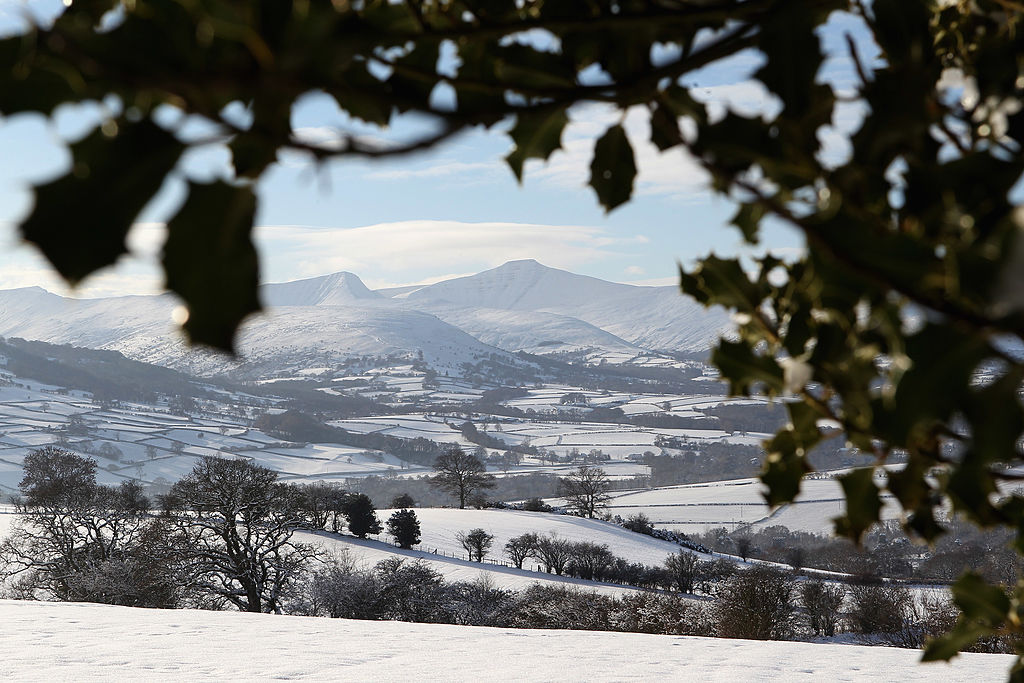 10 things you'll only know if you spend Christmas in the countryside