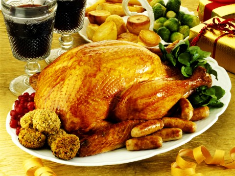 The history of everything on your Christmas dinner plate