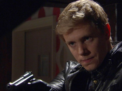 Emmerdale spoilers: Will Robert Sugden shoot Ross Barton as Debbie Dingle makes a shock exit?