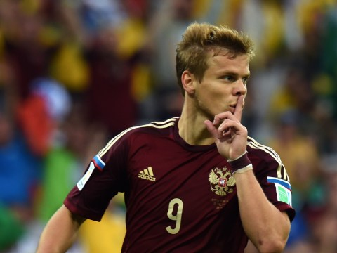 Signing Aleksandr Kokorin in the January transfer window could win Arsenal the Premier League