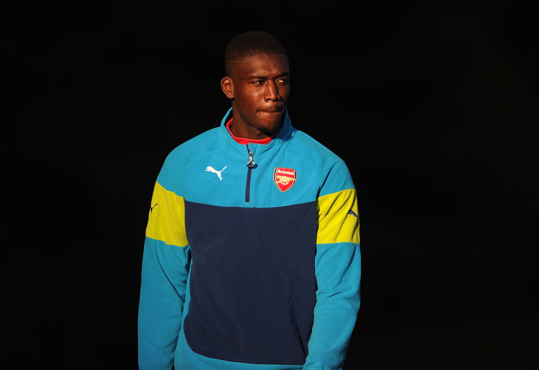Arsenal striker Yaya Sanogo trolled by Ajax youngster Richairo Zivkovic