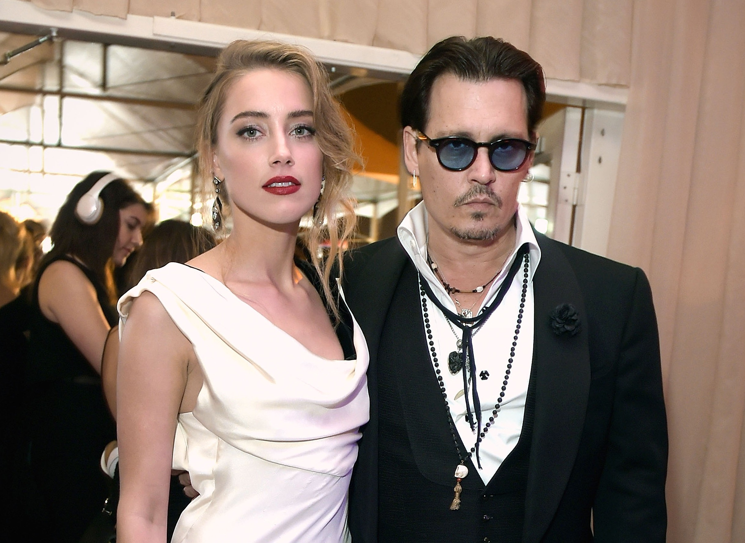 Amber Heard and Johnny Depp to divorce – actress files ...