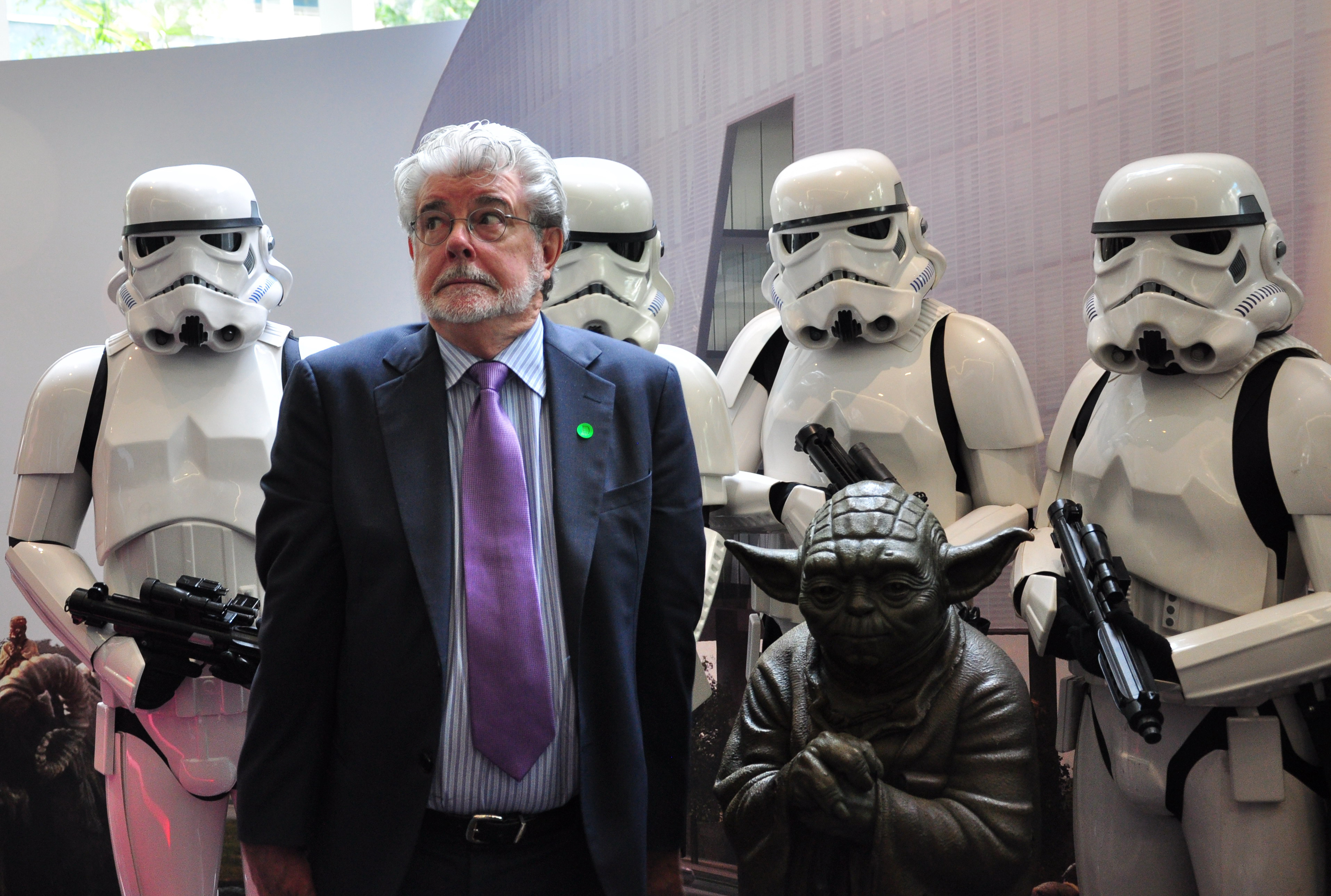 Star Wars creator George Lucas apologises for referring to Disney as 'white slavers'