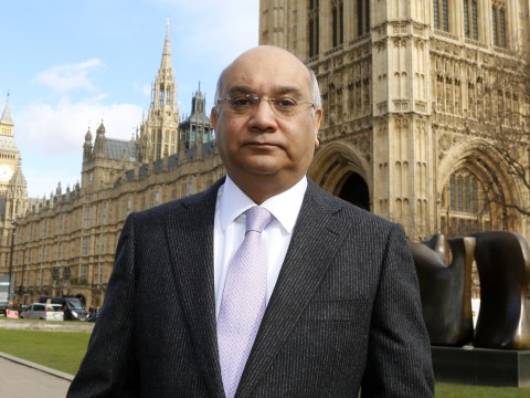 MP Keith Vaz steps down after 'sex with male prostitutes is revealed in sting'