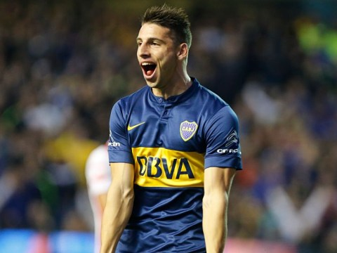 Chelsea target Jonathan Calleri basically confirms transfer exit from Boca Juniors on Twitter