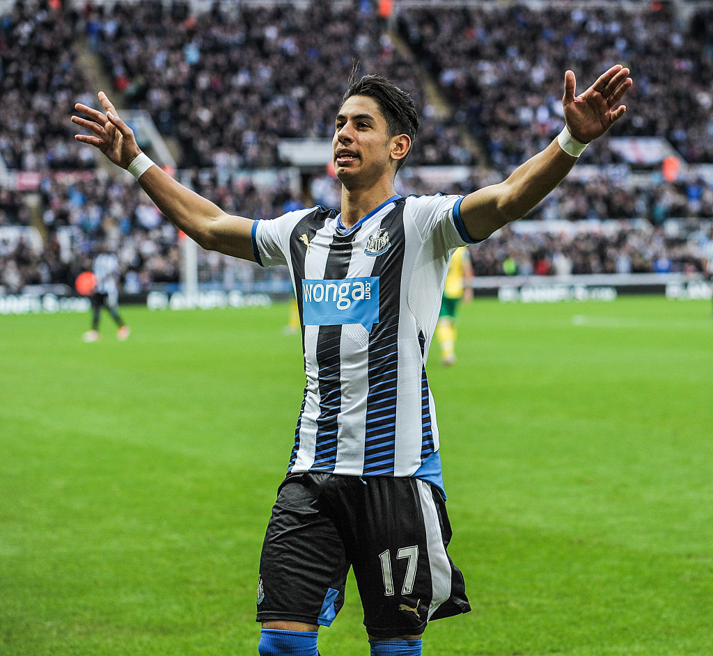 Ayoze Perez confirms Manchester United and Tottenham transfer interest but commits future to Newcastle