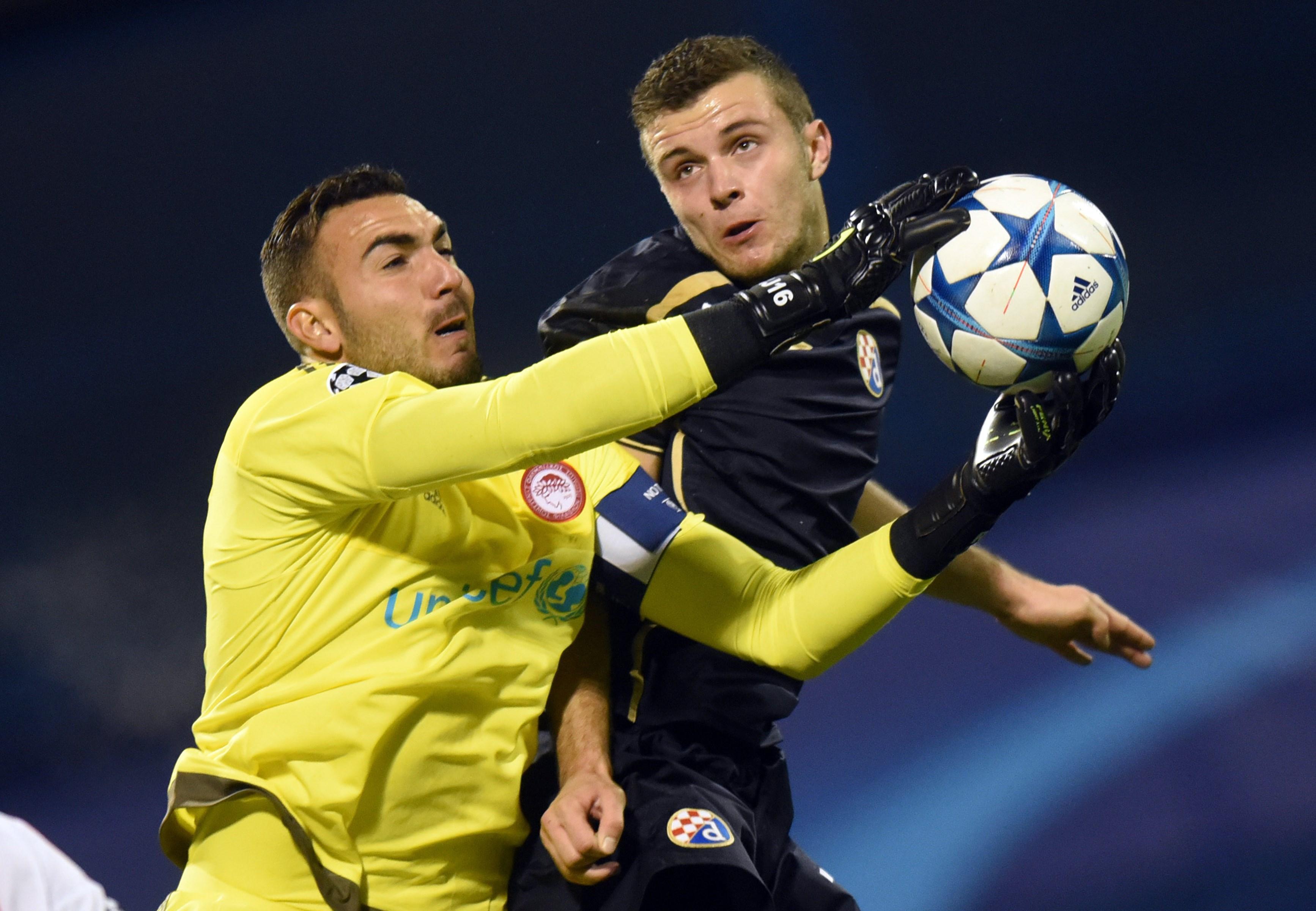 Aston Villa target transfer of Dinamo Zagreb's Armin Hodzic – report