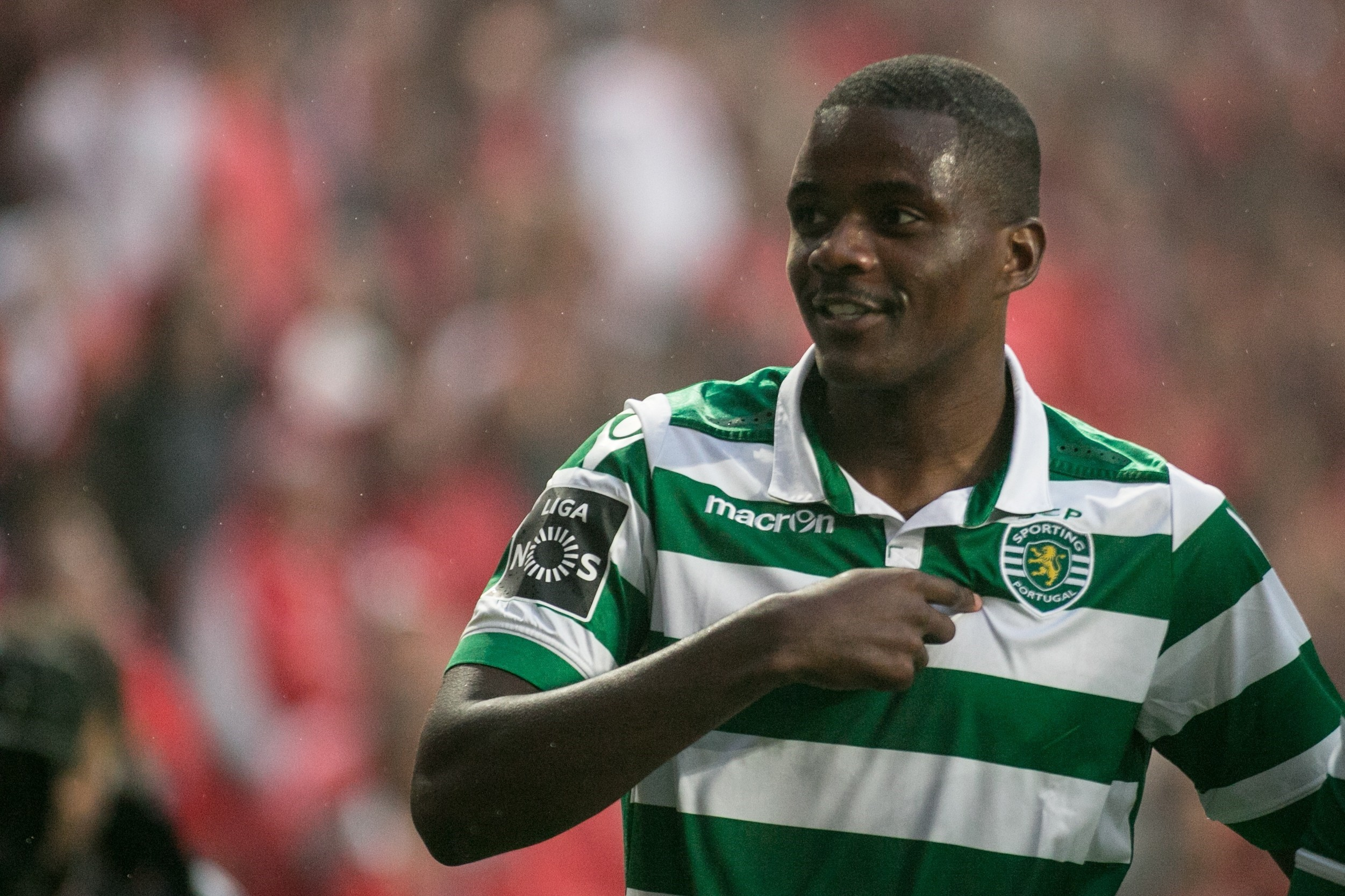 Arsenal can seal transfer of Sporting Lisbon's William Carvalho for £35million release clause – report