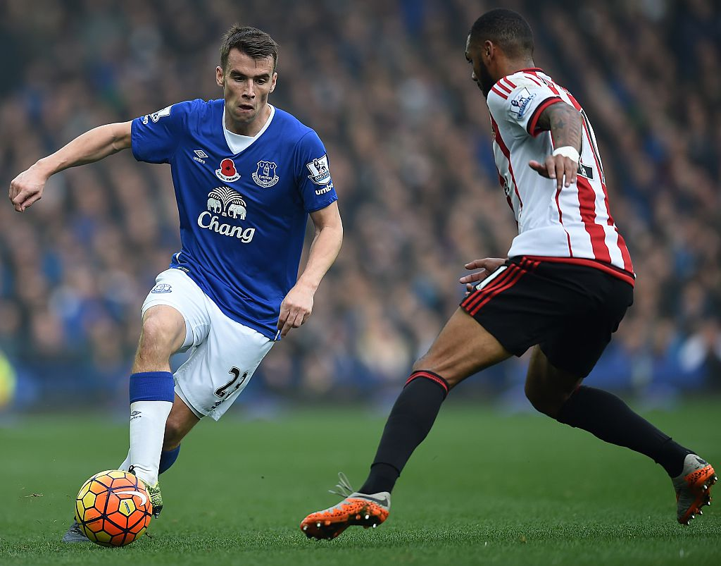 Seamus Coleman set to seal shock Chelsea transfer in January – report