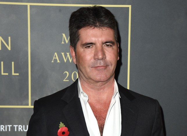LONDON, ENGLAND - NOVEMBER 02: Simon Cowell attends the Music Industry Trust Awards at The Grosvenor House Hotel on November 2, 2015 in London, England. (Photo by Stuart C. Wilson/Getty Images)