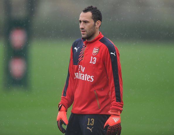 Arsenal's David Ospina hints at transfer exit on Twitter