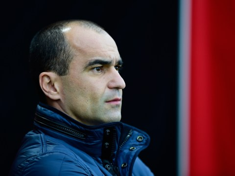 Time to change! Roberto Martinez has to change his tactics after Everton's latest defeat