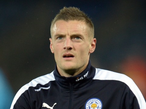 Jamie Vardy's estranged father hadn't heard of the record-breaking Leicester striker until last week
