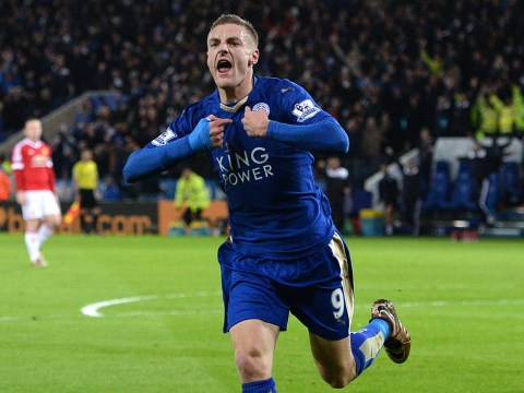 Manchester United in danger of missing out on Jamie Vardy with Leicester set to offer £16m deal