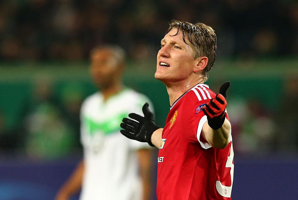 Bastian Schweinsteiger isn't playing well enough at Manchester United, says Gary Lineker