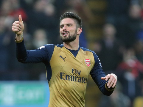Olivier Giroud is good enough to fire Arsenal to the Premier League title