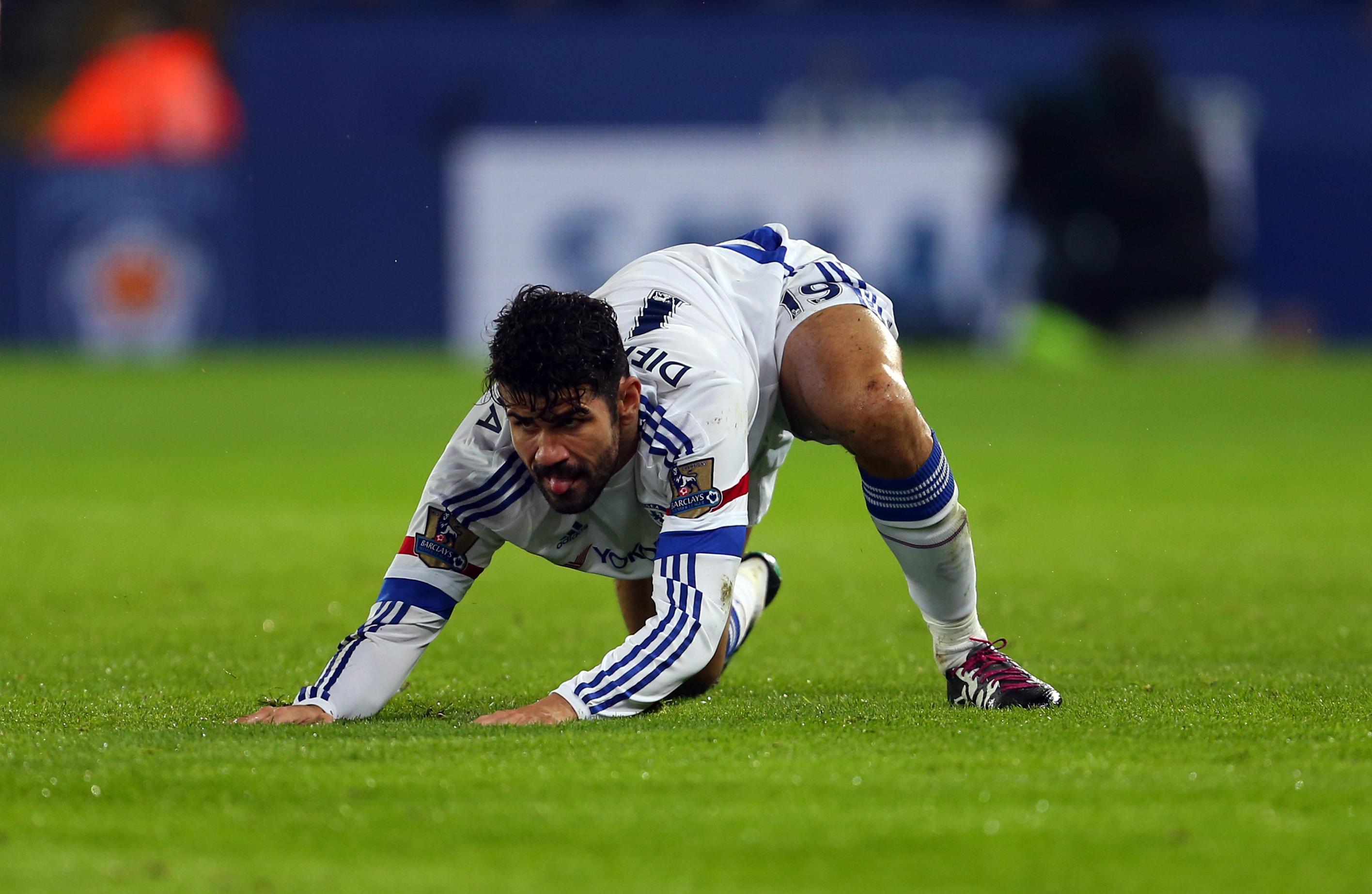 Guus Hiddink must address Chelsea's striker problem as soon as possible