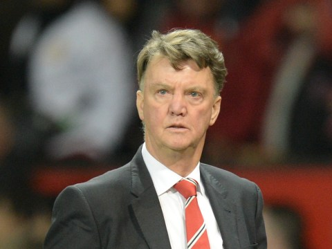 Only an amazing run of victories will keep Manchester United manager Louis van Gaal in a job