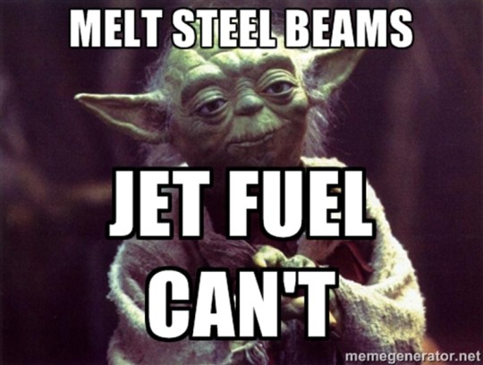 8f5f9528 9/11 Conspiracy: Jet fuel CAN soften steel beams says Purgatory Iron ...