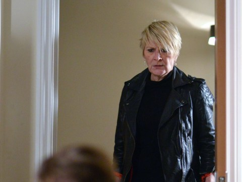 Police called in as yobs attack the car of EastEnders star Linda Henry