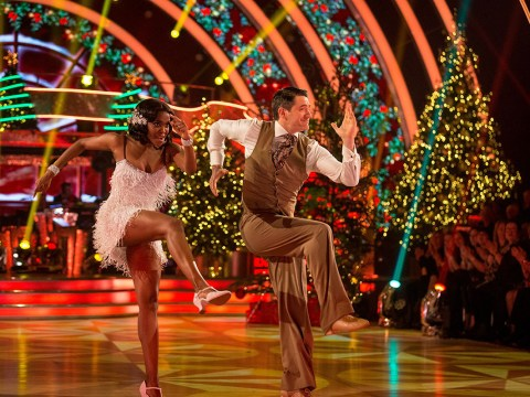 Six of the most memorable Strictly Come Dancing Christmas routines ever