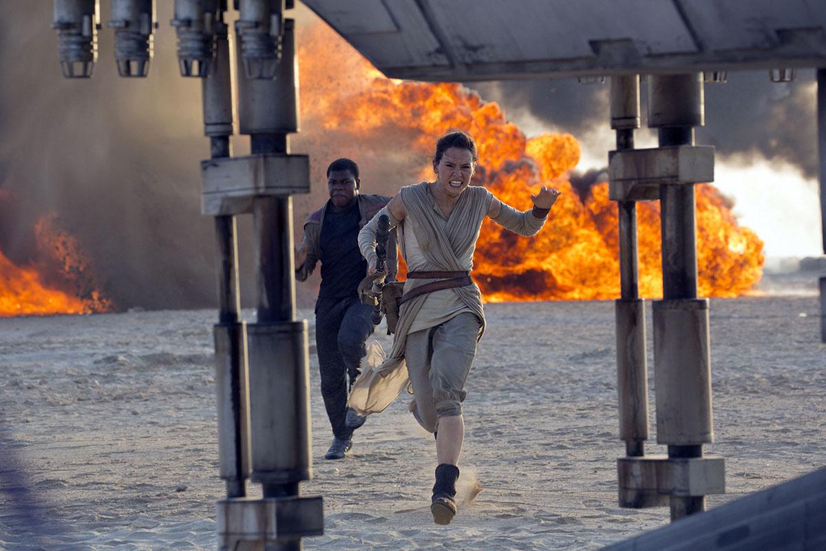 Christopher Andrew Leinonen was a big Star Wars fan (Picture: Lucas Film/Walt Disney)