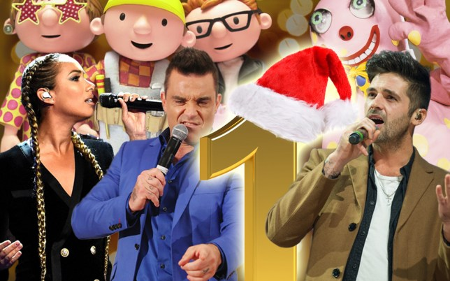 Christmas No 1s of the past 25 years ranked Credit: Getty Images/METRO