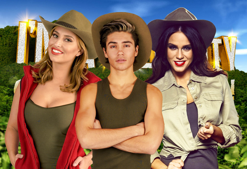 I'm A Celebrity 2015: Ferne, George, and Vicky to battle it out in the final as Jorgie Porter and Kieron Dyer are eliminated