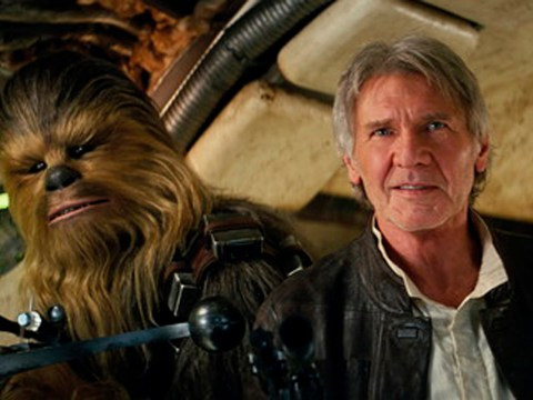This is what Harrison Ford was paid for Star Wars: The Force Awakens
