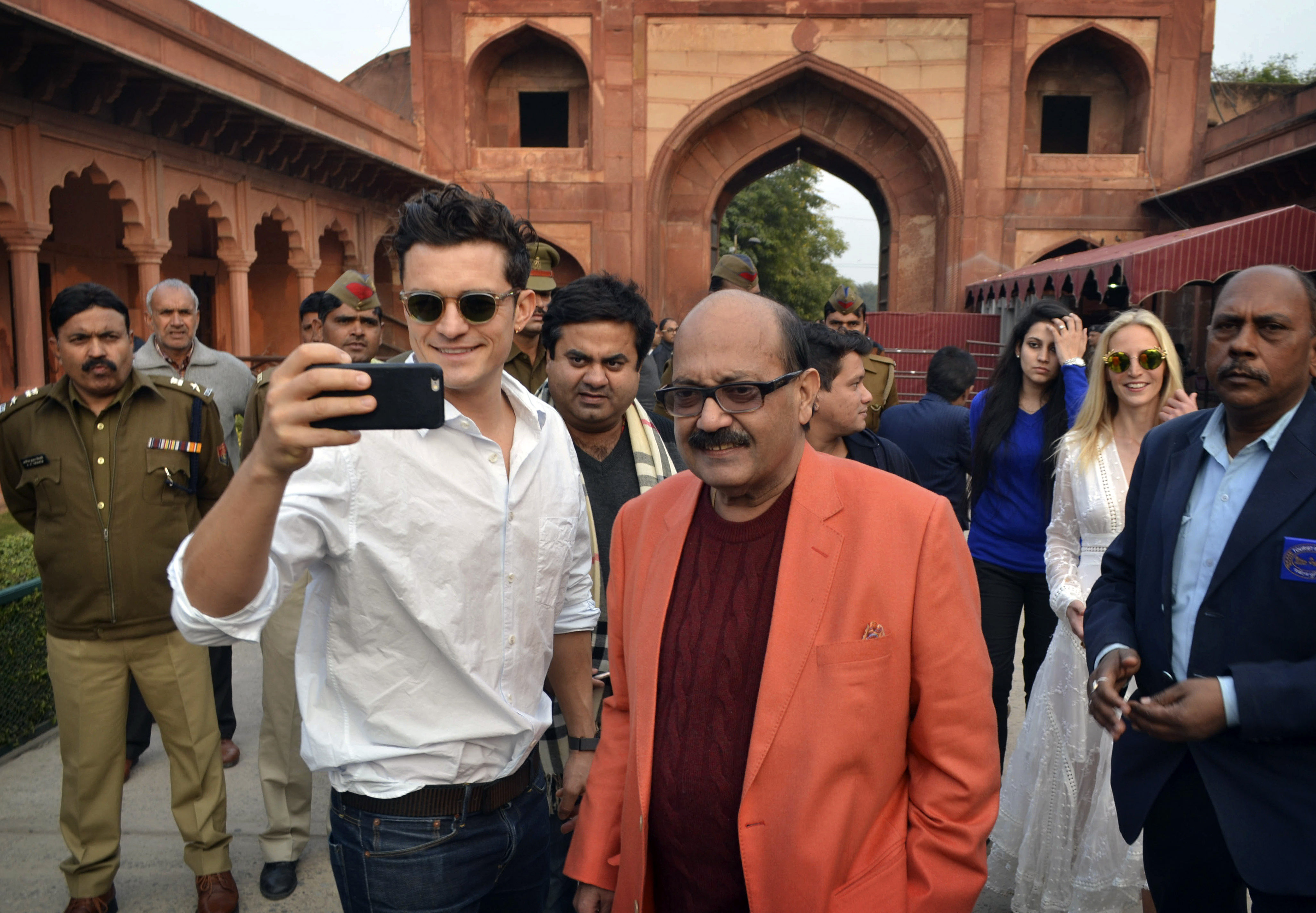 Orlando Bloom deported from India, despite being invited there by the government