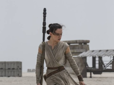 Daisy Ridley cried for '10 hours' after watching Star Wars The Force Awakens