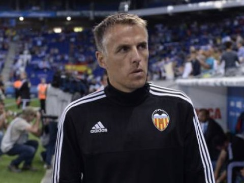 Phil Neville breaks his silence and discusses Gary Neville's move to Valencia