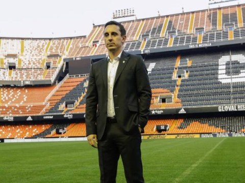 Valencia offer fans incredible ticket deal for Gary Neville's first game