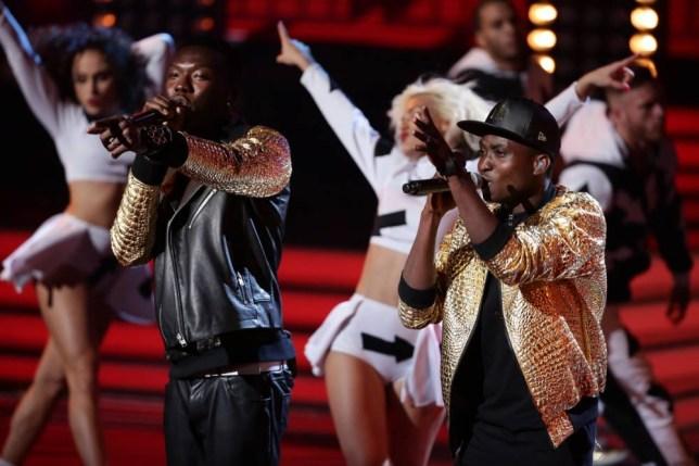 The X Factor semi-final