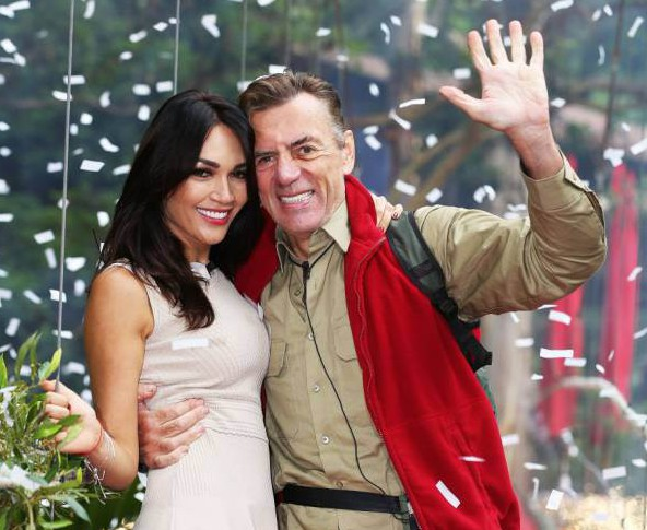 I'm A Celebrity bosses apologise for playing Gold Digger while showing video of Duncan Bannatyne's girlfriend