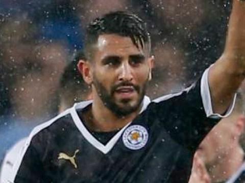 Manchester United set to make £29m transfer offer for Riyad Mahrez – report