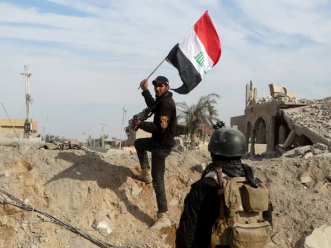 Iraq declares city of Ramadi 'liberated' from ISIS control