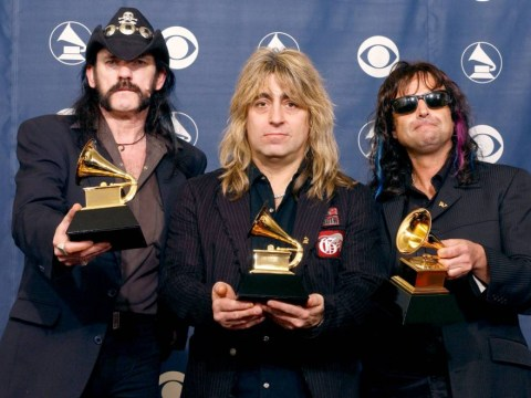 Motorhead's Ace Of Spades on course for number one spot in the wake of Lemmy's death