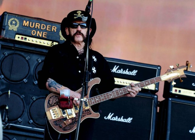 "File photo dated 04/07/14 of Motorhead singer Lemmy, who has died at 70. PRESS ASSOCIATION Photo. Issue date: Tuesday December 29, 2015. The rock star, whose real name was Ian Kilmister, died just days after celebrating his birthday following a short battle with an ""extremely aggressive cancer"". See PA story DEATH Lemmy. Photo credit should read: Ian West/PA Wire"