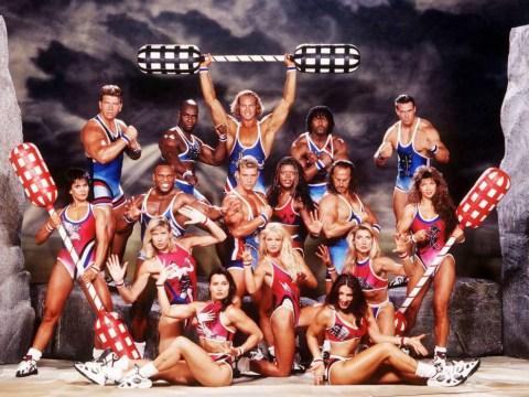 10 reasons why Gladiators was the best thing on Saturday night TV