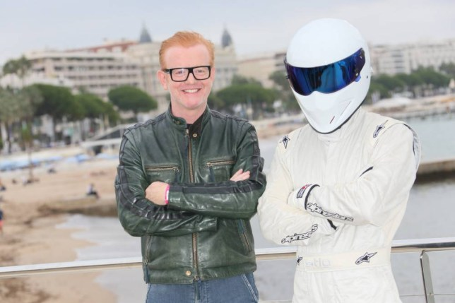 CANNES, FRANCE - OCTOBER 06: Chris Evans attends 'Top Gear' photocall on La Croisette on October 6, 2015 in Cannes, France. (Photo by Tony Barson/WireImage)