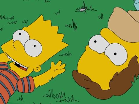 Barthood: The Simpsons pay homage to Richard Linklater's Oscar-winning Boyhood
